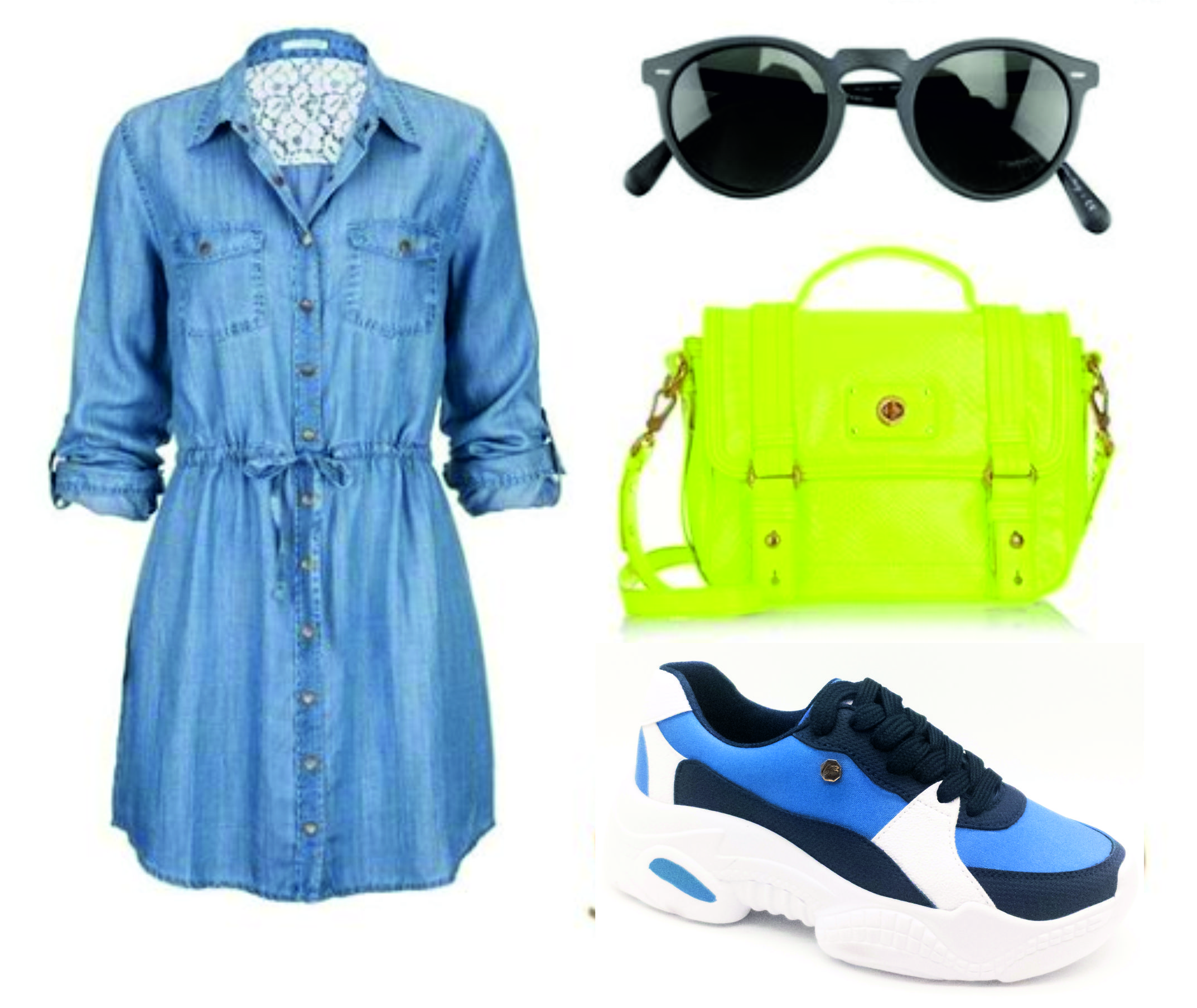 OUTFITS PARA TENIS